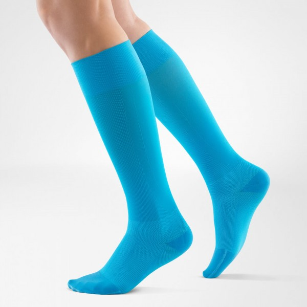 Bauerfeind - Compression sock performance Bleues