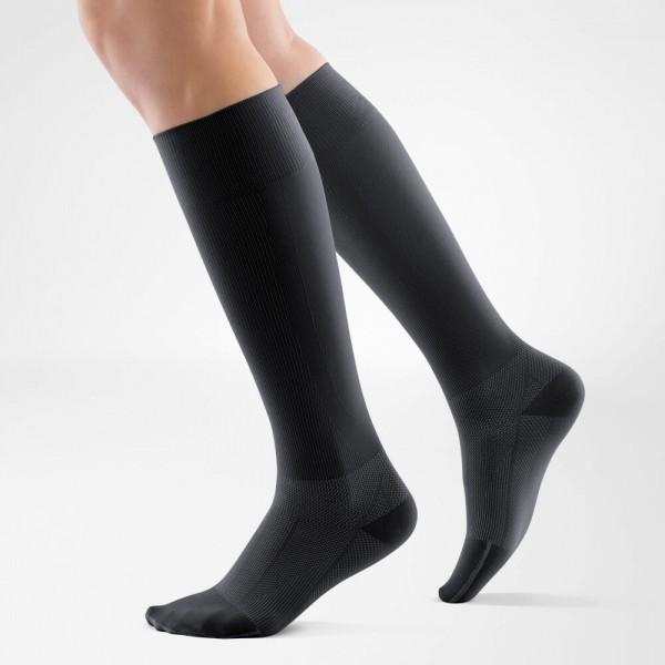 Bauerfeind - Compression sock performance Noires