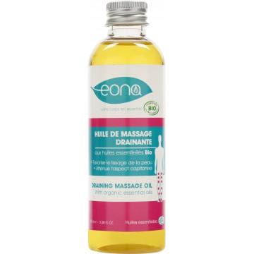 EONA - Huile de massage drainante Bio - 100ml
